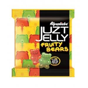 ALPENLIEBE JUZT JELLY FRUITY BEARS 72.8GM