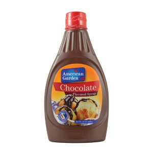AMERICAN GARDEN CHOCOALTE FLAVORED SYRUP 680GM