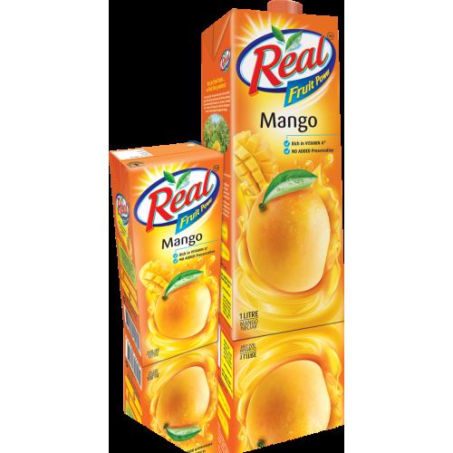 REAL FRUIT POWER MANGO 1L