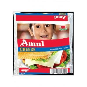 AMUL SLICE CHEESE 100GM