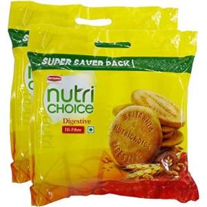 BRITANNIA NUTRI CHOICE DIGESTIVE SUPER SAVER PACK  1KG