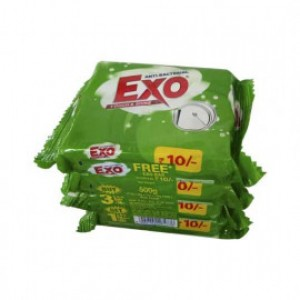 EXO ANTI BACTERIA TOUCH AND SHINE BUY3 GET 1 1.2KG