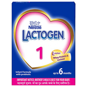 NESTLE LACTOGEN 1 INFANT FORMULA POWDER 400GM