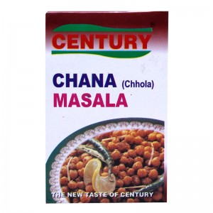 CENTURY CHANA MASALA 50GM