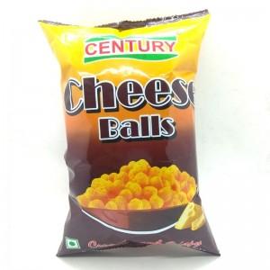 CENTURY CHEESE BALLS 50 GM