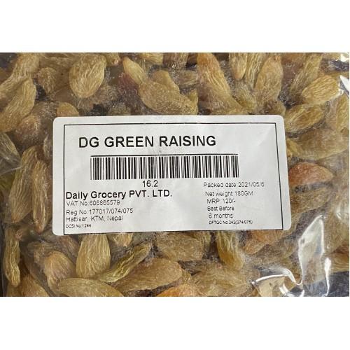 DG GREEN RAISING 180 GM