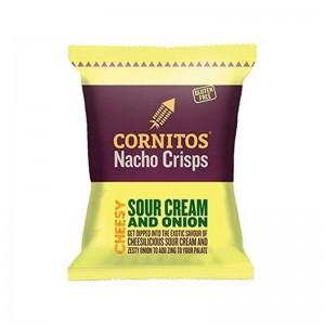 CORINTOS CHEESY SOUR & ONION 60GM