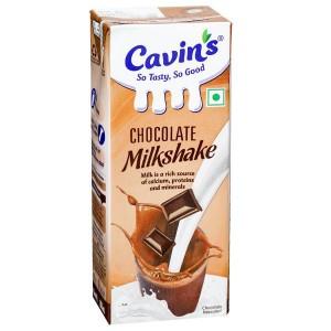 CAVINS CHOCOLATE MILKSHAKE 180ML