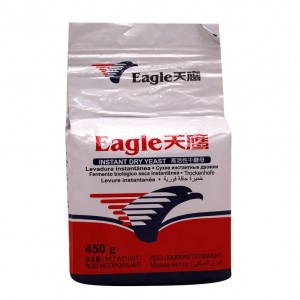 EAGLE  INSTANT DRY YEAST 450 GM
