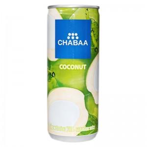 CHABAA COCONUT DRINK 230ML