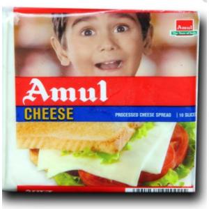 AMUL SLICE CHEESE 200GM