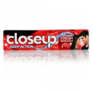 CLOSE UP DEEP ACTION 150 GM