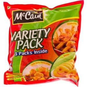 GV MCCAIN VARIETY PACK 550GM