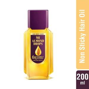 BAJAJ ALMOND DROPS HAIR OIL 200 ML