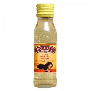 BORGES OLIVE HAIR OIL 125ML