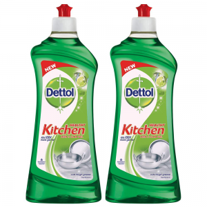 DETTOL KITCHED DISH AND SLAB GEL LIME 750ML