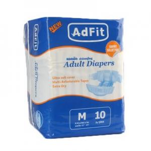 ADFIT ADULT DIAPERS MEDIUM10