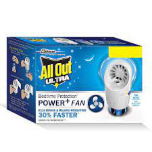 ALL OUT ULTRA POWER+ FAN 230 V