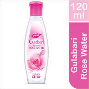 DABUR GULABARI ROSE WATER DAILY GLOW 120ML